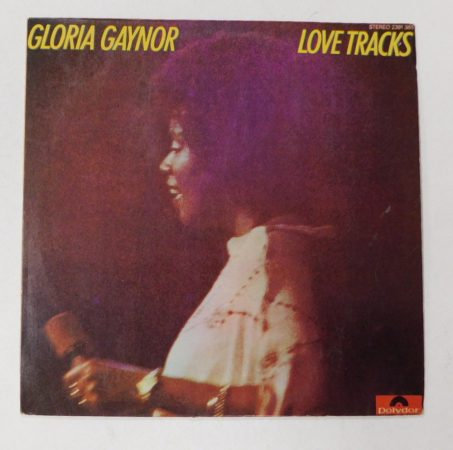 Gloria Gaynor - Love Tracks LP (VG+/VG) IND.