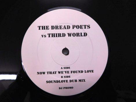 "The Dread Poets vs Third World 12"" (VG/VG+) 33RPM"