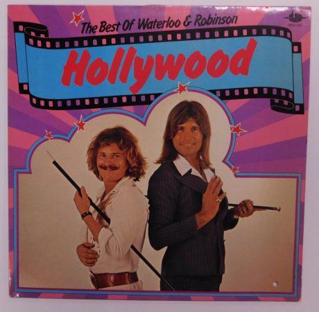 Waterloo & Robinson - The Best Of Waterloo & Robinson LP (EX/VG) GER.