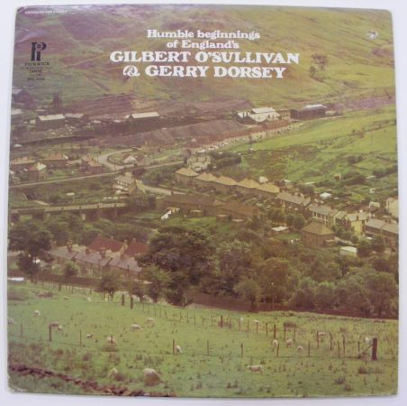 Humble Beginnings Of England's Gilbert O'Sullivan & Gerry Dorsey (VG+/VG, USA) easy listening