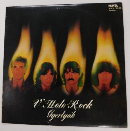 V Moto-Rock - Gyertyák LP (VG+/EX) v'moto