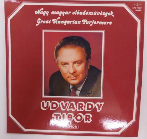 Udvardy Tibor LP (NM/NM)