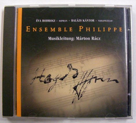 Bodrogi Éva - Kántor Balázs: Ensemble Philippe CD