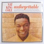 Unforgettable Nat King Cole LP (VG+/VG+) IND