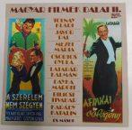 Magyar filmek dalai II. 1939-1944 LP (VG+/VG+)