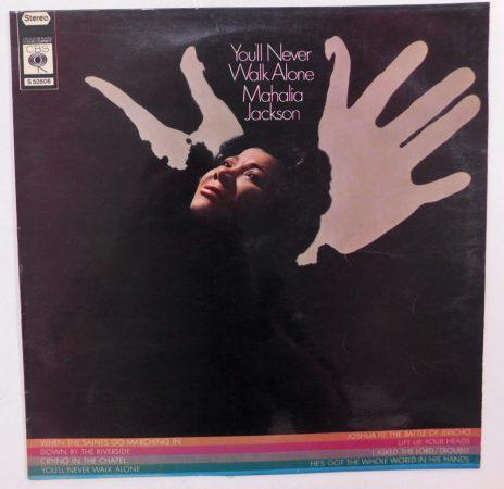 Mahalia Jackson - You ll Never Walk Alone LP (VG+/VG+) HOLL