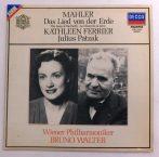 Mahler, K. Ferrier, J. Patzak, Wiener Philharmoniker, B.Walter - The Song Of The Earth LP (NM/VG+) HUN