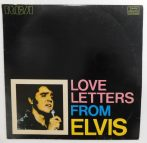 Elvis - Love Letters From Elvis LP (VG+/VG) JUG