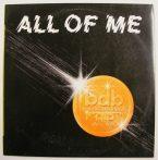Benkó Dixieland Band: All of Me LP (VG+/VG+) HUN