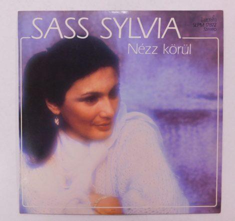 Sass Sylvia - Nézz Körül LP (VG+/VG+)