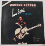 George Benson - Live In Concert LP (VG+/VG+) HUN