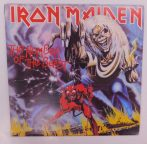 Iron Maiden - The Number Of The Beast LP (VG+/VG) JUG