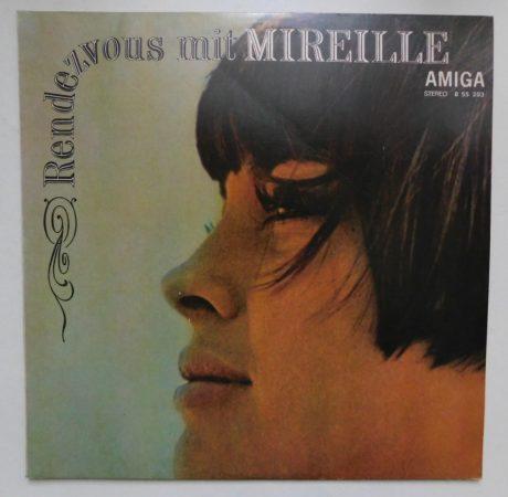 Mireille Matthieu - Rendezvous mit Mireille LP (VG+/VG+) GER.