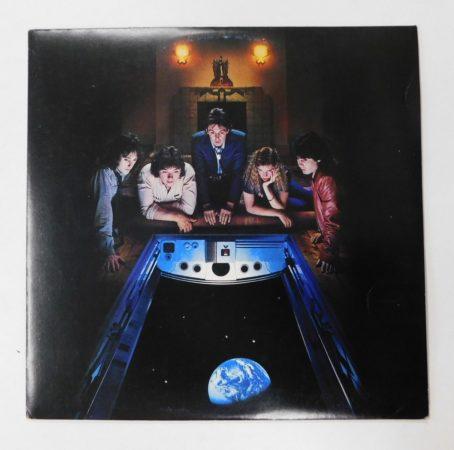 Wings - Back To The Egg LP (VG+/VG+) YUG.