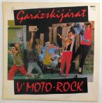 V Moto-Rock - Garázskijárat LP (NM/VG+) v'moto