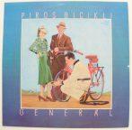 Generál: piros bicikli LP (EX/EX)