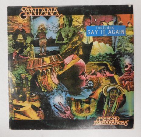 Santana - Beyond Appearances LP (VG+/VG-) YUG.