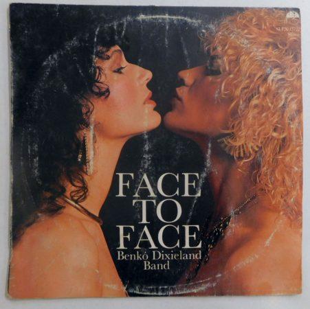 Benkó Dixieland Band - Face To Face (VG+/G)