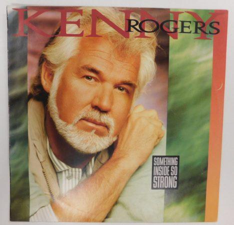 Kenny Rogers - Something Inside So Strong LP (VG/VG) HUN