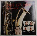 Muck Ferenc - Jazz GT 89 LP (VG+/VG+)