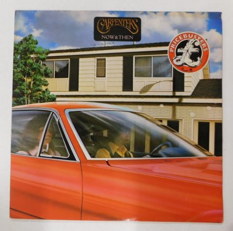 Carpenters - Now & Then LP (NM/VG+) GER.