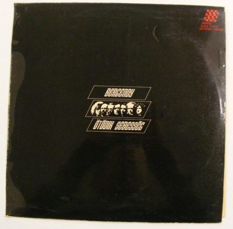 Bergendy - Ötödik sebesség LP (VG+/VG+)
