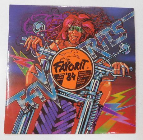 Favorit '84 LP (NM/NM)