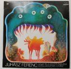 A nap és a Hold elrablása - A csillagszemű juhász - Juhász Ferenc LP (NM/EX)