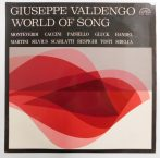 Giuseppe Waldengo: World of Song LP (NM/VG+) CZE