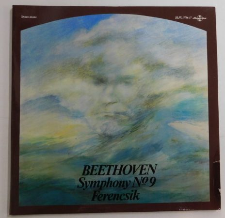 Ferencsik - Beethoven - Symphony No.9 2xLP (EX/VG)