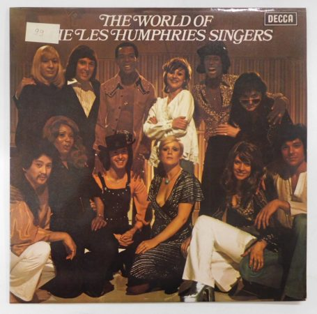 The World Of The Les Humphries Singers LP (EX/EX) GER.