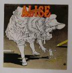 Alice Csodaországban LP (NM/VG+) +színező