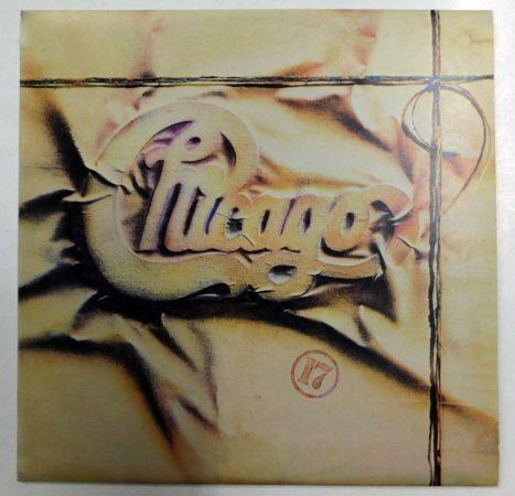 Chicago: Chicago 17 LP (VG+/EX) JUG