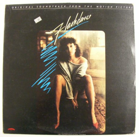 Original Soundtrack from the Motion Picture Flashdance Lp (VG+/VG) YUG