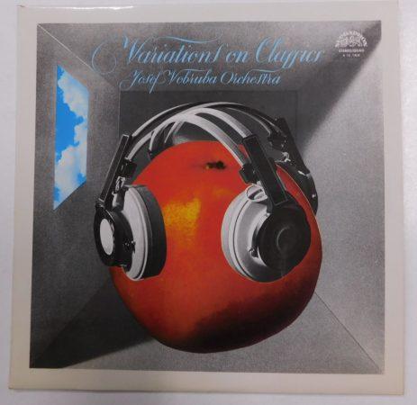 Josef Vobruba Orchestra - Variations On Classics LP (VG+/VG) Quadro