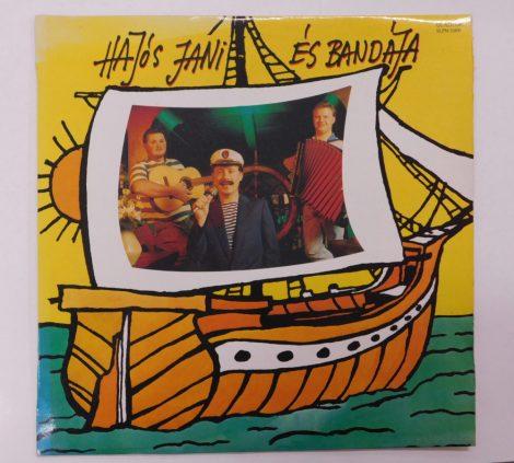 Lagzi Lajcsi / Hajós Jani És Bandája LP (NM/VG+) 1990