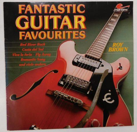 Fantastic Guitar Favourites - Roy Brown LP (EX/VG) GER.
