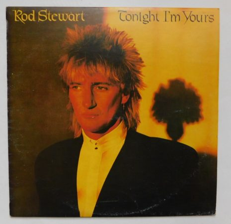 Rod Stewart - Tonight Im Yours LP (VG+/VG+) JUG