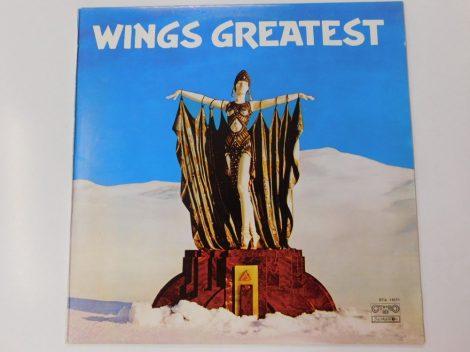 Wings - Wings Greatest LP (EX/VG+) BUL.
