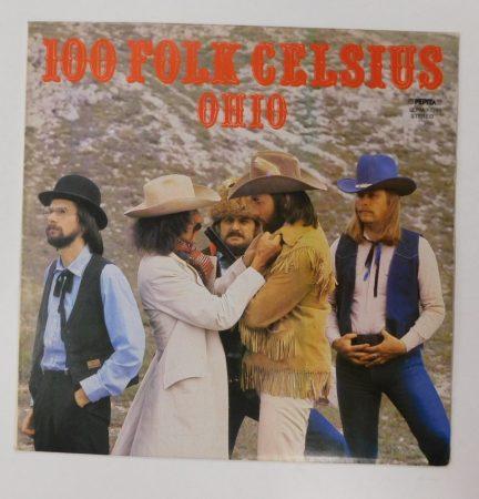 100 Folk Celsius - Ohio LP (VG+/VG)