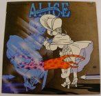 Alice tükörországban - Lewis Carroll LP (VG+/VG+)