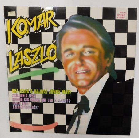 Komár László LP (VG+/VG+)