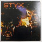 Styx: Kilroy Was Here LP (VG+/VG+) IND