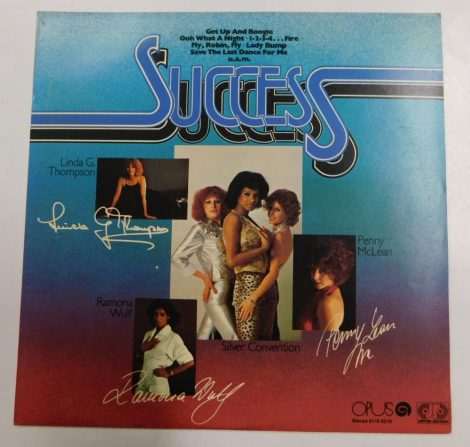 Success LP (EX/EX) CZE