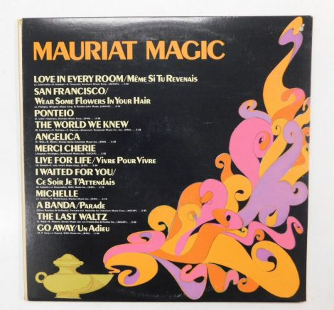 Paul Mauriat And His Orchestra - Mauriat Magic LP (VG+/VG+) USA