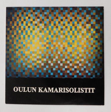 Oulun Kamarisolistit LP (EX/VG+) FIN.