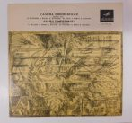 Galina Vishnevskaya - Arias From The Operas LP (VG+/VG+)