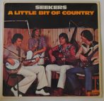 Seekers - A Little bit of Country LP (VG+/VG+) AUSZTRÁL