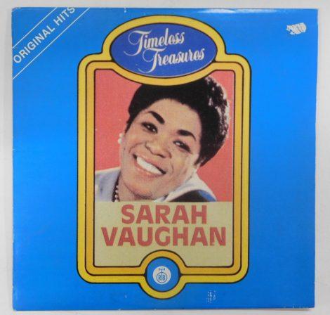 Sarah Vaughan - 16 Original Hits LP (EX/VG+) YUG.