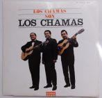 Los Chamas son Los Chamas LP (VG+/VG+) PERU